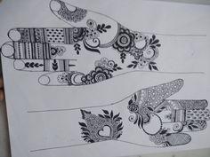Rose Mehndi Designs, Arabic Henna Designs, Latest Bridal Mehndi Designs, Mehndi Designs 2018, Modern Mehndi Designs, Mehndi Designs For Girls, Mehndi Designs For Beginners, Mehndi Design Photos, Dulhan Mehndi Designs