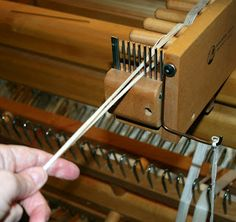 hybrid sectional warping: use a tension box to wind on bouts wound on a warping board