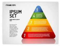 Graphic 2d Pyramid Complex Powerpoint Slides And Ppt Diagram ...