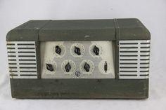 VINTAGE 1940'S OPERADIO MODEL 1A65 40 WATT HARP GUITAR TUBE PRE AMP PA AMPLIFIER #OPERADIO