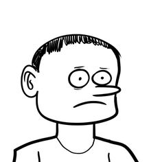 Sometimes the barber messes up. | 31 Thoughts Everyone Has After A Bad Haircut
