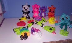 Looms creaties gallery | Loomsland.nl - Loom kits en elastiekjes - loom armbandjes maken - rainbow loom - fun loom