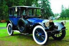 1916 Pierce Arrow Brougham - (Pierce-Arrow Motor Car Company Buffalo, New York 1901-1938)