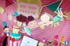 Big Top / Circus party inspiration!