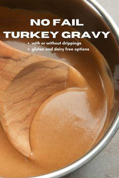 Best Turkey Gravy Recipe