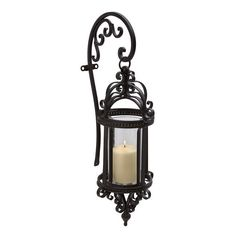 Dempsy Hanging Wall Lantern Imax Indoor Candle Lanterns Candle Lanterns Home Decor Indoor Candle Lanterns, Hanging Candles, Lantern Candle Holders, Candle Wall Sconces, Wall Lantern, Lanterns Decor, Outdoor Sconce Lighting, Wall Lighting, Rustic Lighting