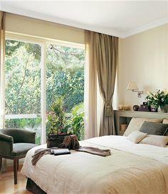 Cómo elegir cortinas: 25 tips e imágenes de referencia http://www.elmueble.com/articulo/escuela_deco/1077/consejos_para_acertar_con_las_cortinas.html?_part=3