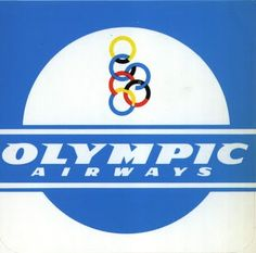 olympic airlines | Olympic Airlines, Airline Logo, Jet Plane, Olympics, Airplanes, Counting, Greece, Aviation, Aircraft
