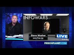 Alex Jones Show: Commercial Free - Wednesday (11-4-15) Steven W. Mosher ...