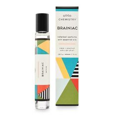 Brainiac by Good Chemistry Eau de Parfum Women's Rollerball - .25 fl oz. : Target