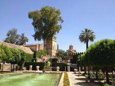 Cordoba Spain -- The Alcazar