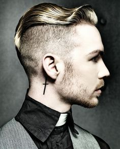 The Men's Hair Federation Short blonde Hairstyles