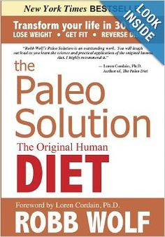 Was my first paleo book. It changed my life. The Paleo Solution: The Original Human Diet
