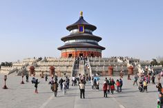 Hall of Prayer for Good Harvest - República Popular China