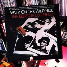 Hey sugar, take a #WalkOnTheWildSide #LouReed #vinyl