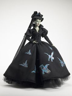 Taking Flight Wicked Witch - The Wizard of Oz Collection - Tonner Doll Company
