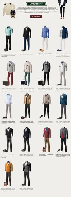 Modern look - daily look doublju. modern look for Style Masculin, Moda Blog, Herren Outfit, Sharp Dressed Man, Men Style Tips, Gentleman Style, Modern Gentleman, Modern Man, Dress For Success
