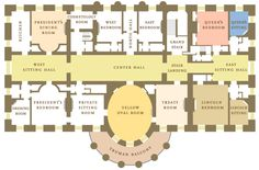 Us presidents on pinterest presidents occult and roosevelt for Vice president house floor plan
