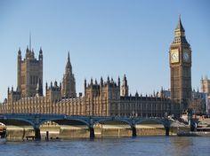 Palacio Westminster, Inglaterra