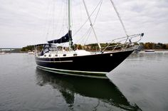 1994 Pacific Seacraft 34 Sail Boat For Sale - www.yachtworld.com