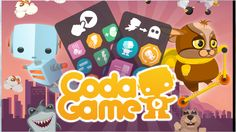 Many kids are interested in playing games on their phones (or their parent's phones), but how many of them are interested in making their own game? This is where Coda Game comes into play!