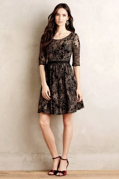 Blooming Burnout Dress - #anthrofave