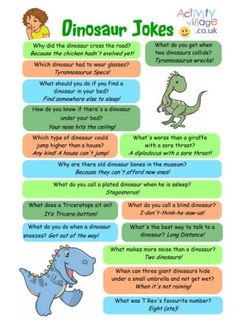 Our lunch box notes are a fun way to remind your children that you are thinking about them when they are out at school. These dinosaur joke lunch box notes are sure to be their favourite. Funny Riddles, Jokes And Riddles, Funny Jokes For Kids, Dinosaur Games, Dinosaur Party, Toddler Jokes, Kids Lunch Box Notes, Thanksgiving Jokes, Speech Therapy Activities