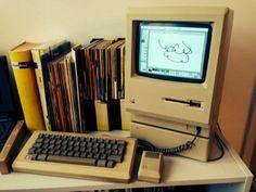 My first Mac! Pack Rat: Der Apple Macintosh ist 30!