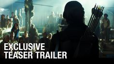 The Mockingjay lives! Watch the EXCLUSIVE #OurLeaderTheMockingjay Teaser Trailer now! - http://hungrgam.es/OLTMtrailer