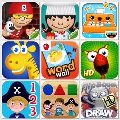 And Twins make 5! - A Mommy Blog: Top iPod & IPad Kid Game Apps (October 2011 Edition)