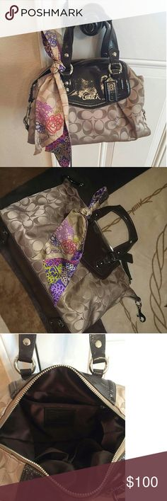 3ba8aef0d5 Coach satchel Very good condition used maybe like 3 times