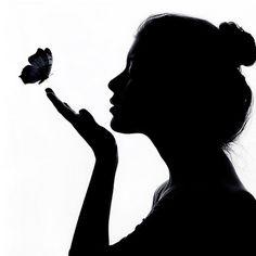 silhouette - simple and elegant!