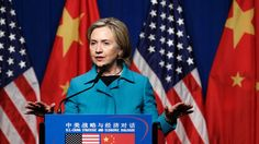 """An unnamed """"senior aide"""" to then-Secretary of State Hillary Clinton left classified information unsecured and unattended in a hotel room during a 2010 trip to China, one of several overseas lapses by Clinton's inner circle, Fox News has learned."""