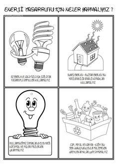 Etkinlik bu koleksiyonun içinde -> ETKİNLİKLERKoleksiyonda Matematik Konu Human Development Index, Save Environment, Earth Day Activities, Greek Language, Environmental Education, Power To The People, Mo S, Save Energy, Early Education