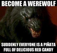 Mmmm candy