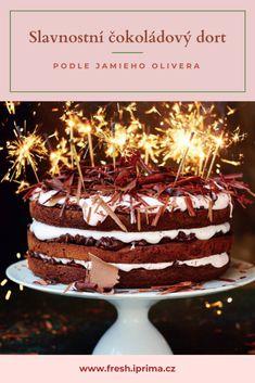 #dort #cokolada #sladke #peceni #recept #primafresh Cakes, Food, Meal, Essen, Hoods, Pastries, Torte, Cookies, Meals