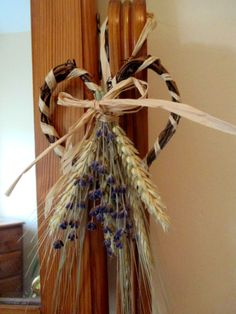 Handmade Country Harvest wheat Barley & by PositivelyPagan on Etsy