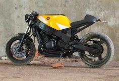 Yamaha Rocket. FZR 600 Cafe Racer by Bullit Garage
