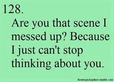 theatre pick up lines - Searchya - Search Results Yahoo Image Search Results