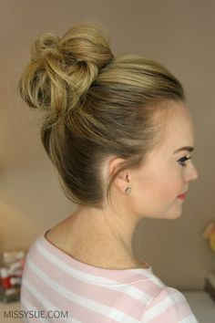 You asked and I (finally!) listened! By far my most requested tutorial, todayI am featuring how I create my messy buns! There are three different buns in today's video with two signature styles and a third one that didn't have a video but is still…
