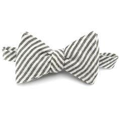 Fox & Brie Bow Tie - Birch
