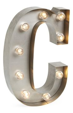 Besttime LED Letter Light | Nordstrom