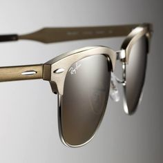 Aluminum Ray Ban Sunglasses - $195 - Click image to Buy