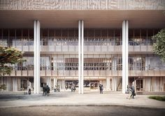 Gallery of Mecanoo Wins Competition to Design Tainan Public Library - 3