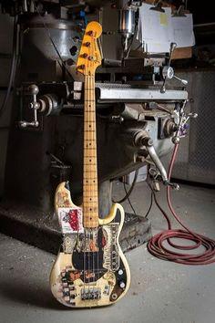 409 Best FENDER PRECISION BASS images in 2019 | Fender