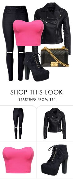"""Untitled #51"" by iamaddad on Polyvore featuring New Look and Speed Limit 98"