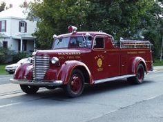 ◆Manassas, VA Fire Company Buffalo Engine - Retired◆