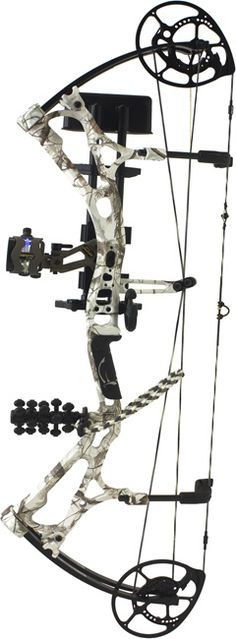 Bear Motive 6 Sub Zero compound bow