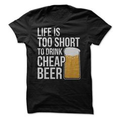Life is to short to drink cheap beer www.totdfw.com