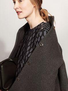 Pilot Dress & Paraabeli Coat - Marimekko 2015 Winter